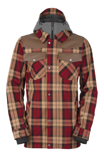 L35550500 progressive shirt plaid 1