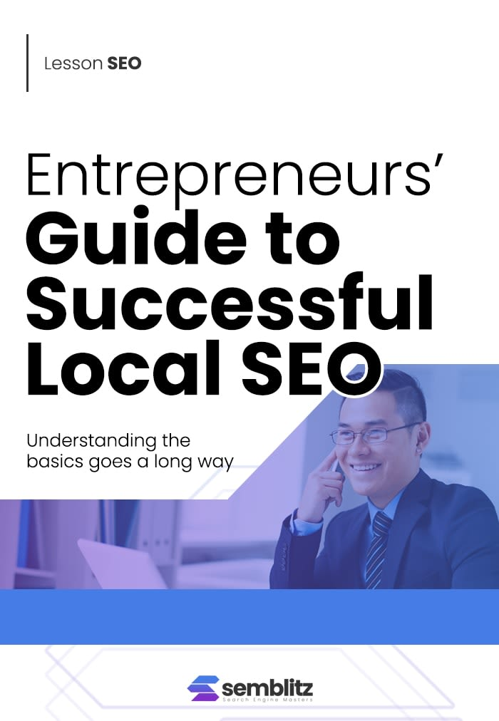 Entrepreneurs' Guide to Successful Local SEO