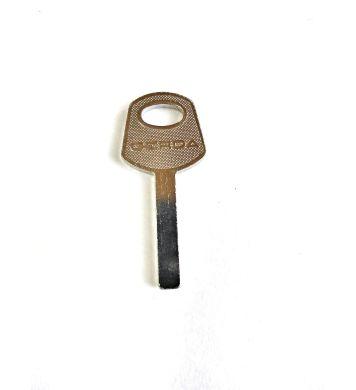 """Klucz do patynowej kłódki """"2"""" GERDA"""