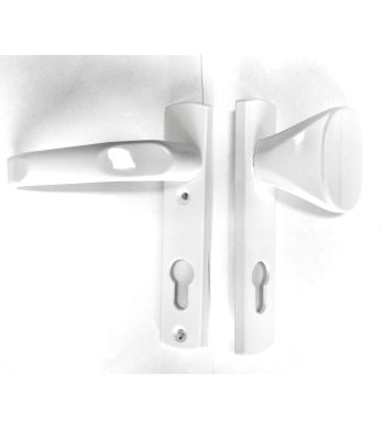 Uchwyt-klamka Diana 72 biała GAMAR 30x164