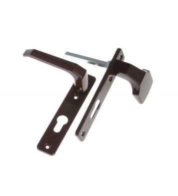 Uchwyt-klamka K-90 Yale 92 prawy brązowy Częstochowa