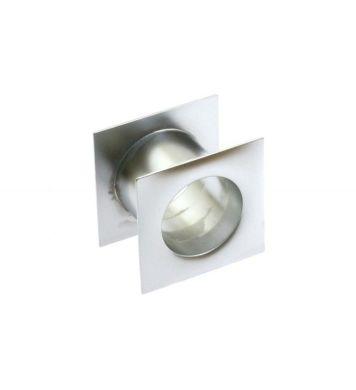 Tuleja wentylacyjna kwadrat G-6 Metalowa 37-45