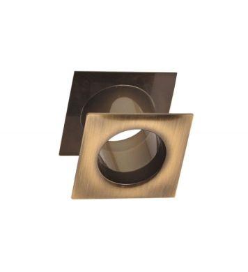 Tuleja wentylacyjna kwadrat G-10 Metalowa 37-45
