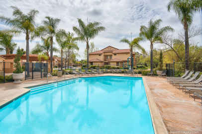 Villa Montevina Pool in Rancho San Diego