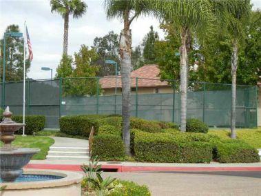 Villa Montevina Tennis Court