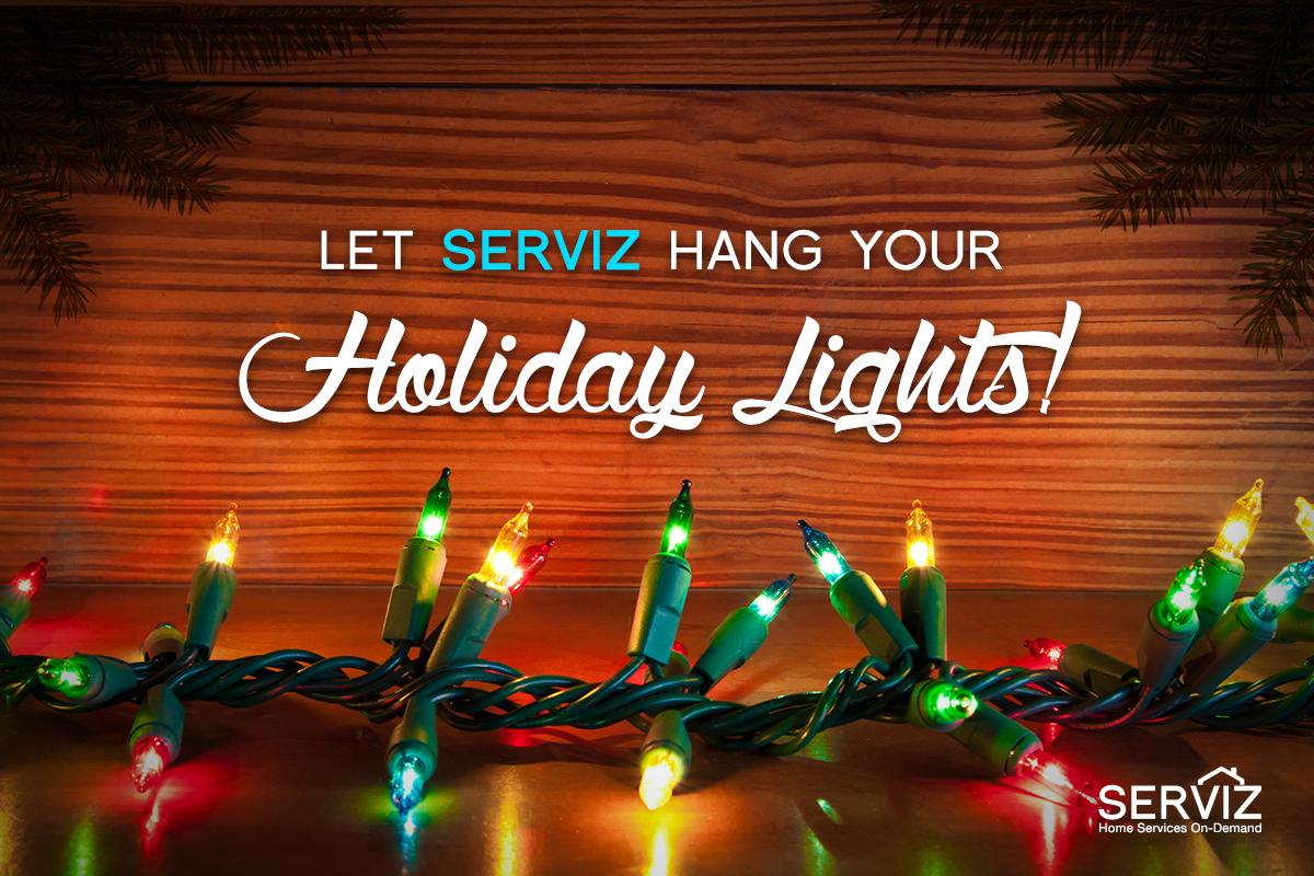 SERVIZ Introduces Holiday Lighting