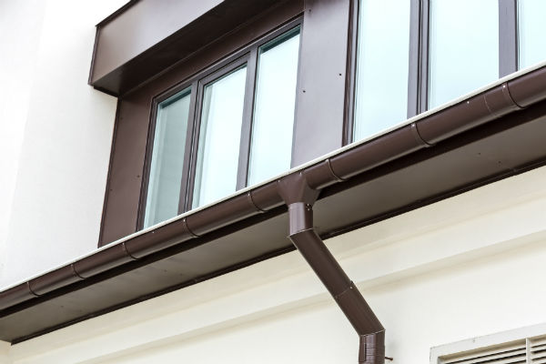Clean Your Gutters with SERVIZ
