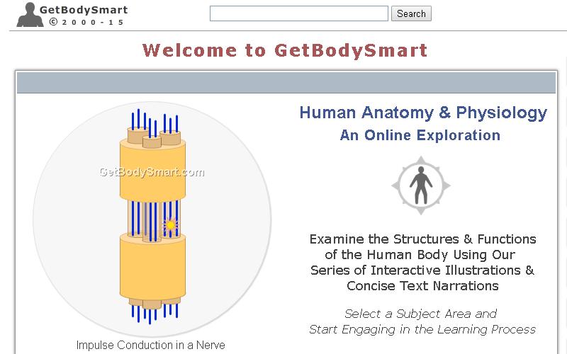 GetBodySmart - gratis eBook om anatomi