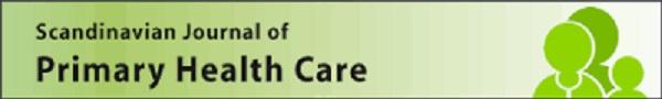 SJPHC - Scandinavian Journal of Primary Health CAre