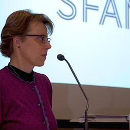 Sfam:s ordförande besökte Västerbotten