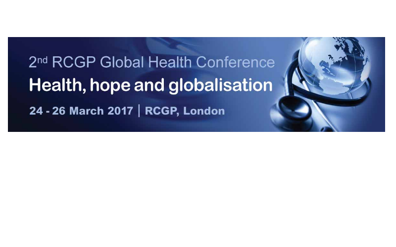 RCGP Global Health Conference