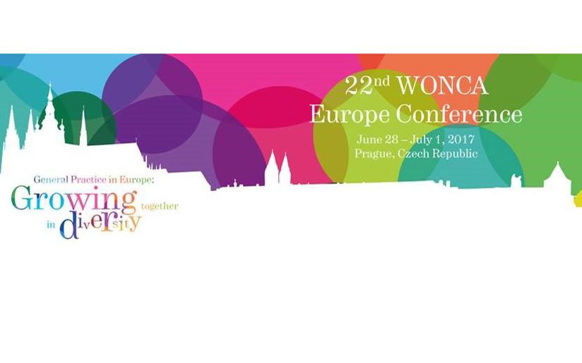 22nd WONCA Europe Conference 2017 - Prag
