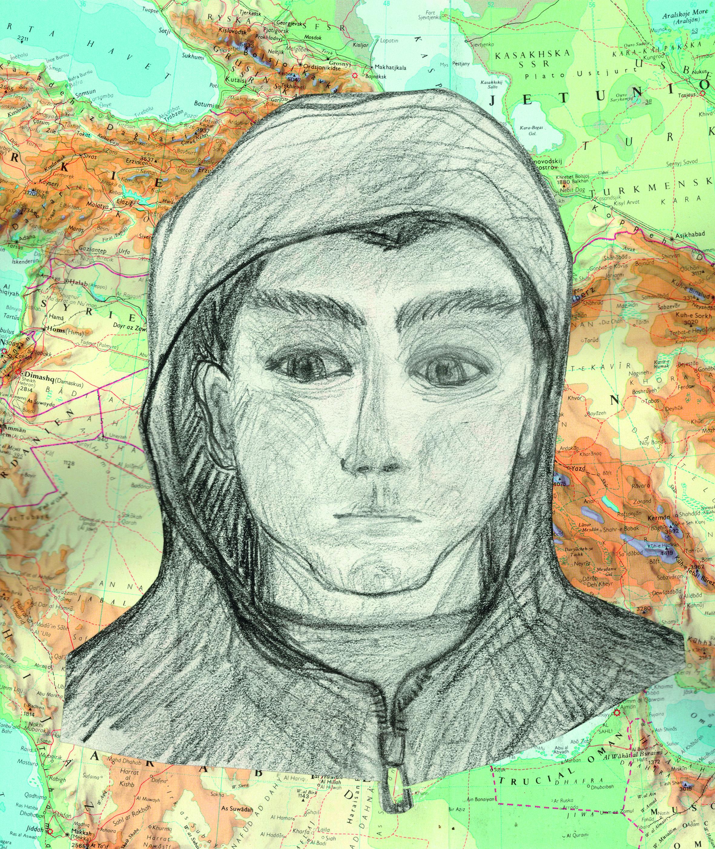 """""""Resan hit var hemsk, men för den som kommer från Afghanistan var den ingenting"""""""