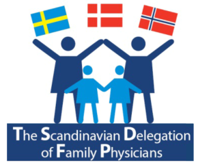 Wonca Nepal med The Scandinavian Delegation of Family Physicians