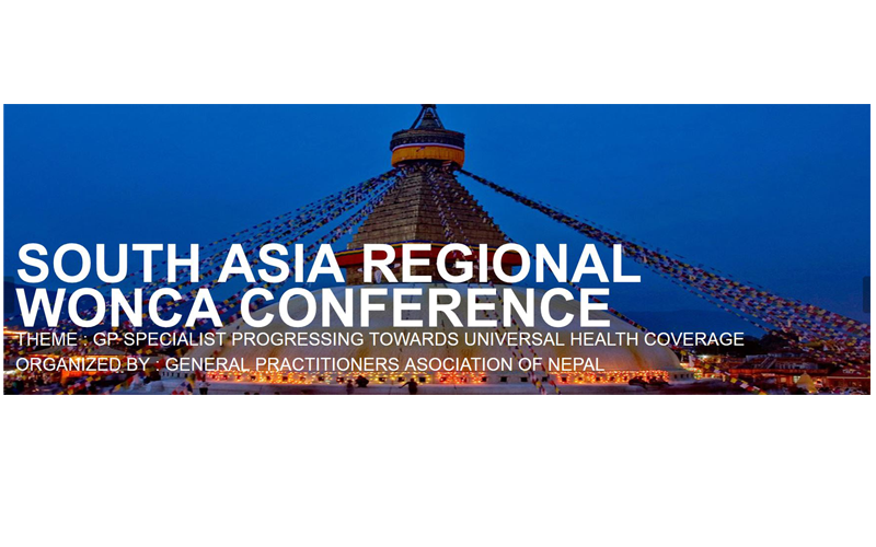WONCA South Asia region conference 2017