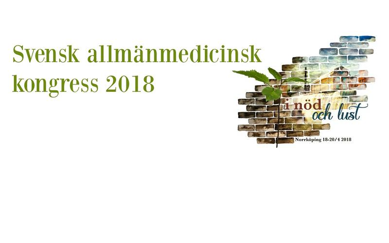 Svensk allmänmedicinsk kongress 2018