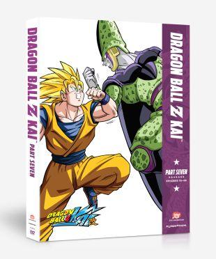 Stream & Watch Dragon Ball Z Kai Episodes Online - Sub & Dub