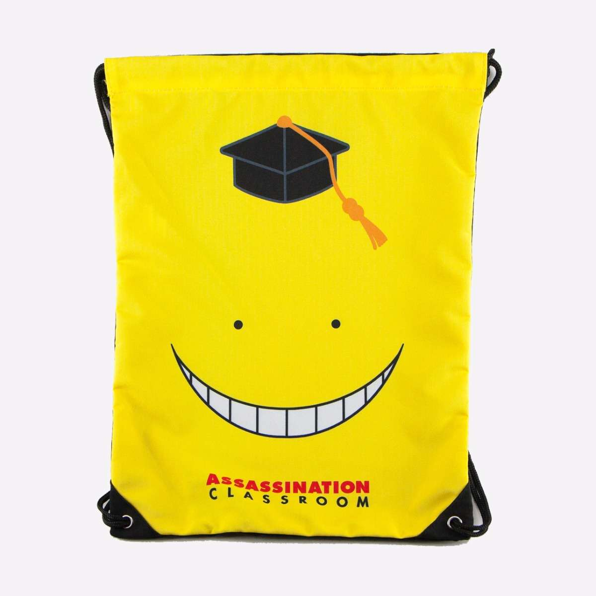 Koro Sensei Drawstring Bag | accessories