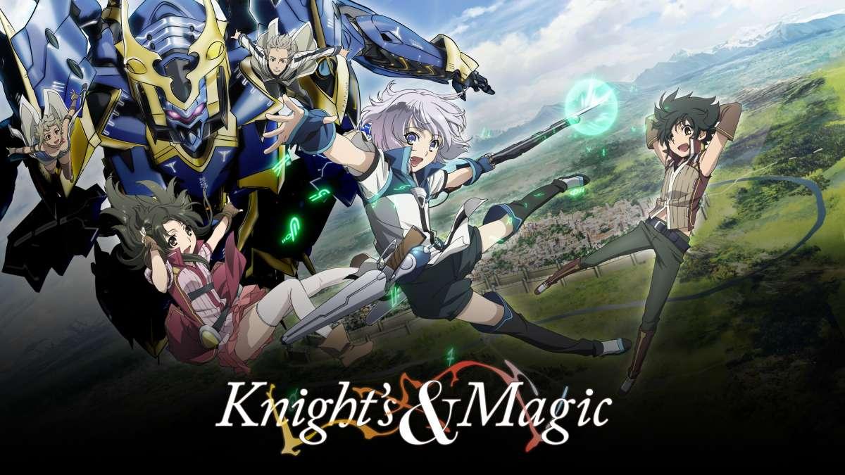 Knights and magic ger sub