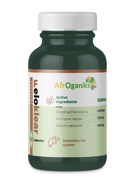 Afroganiks Nutrition Products