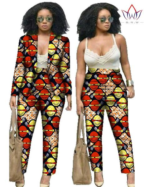 Ankara Trouser and Jacket