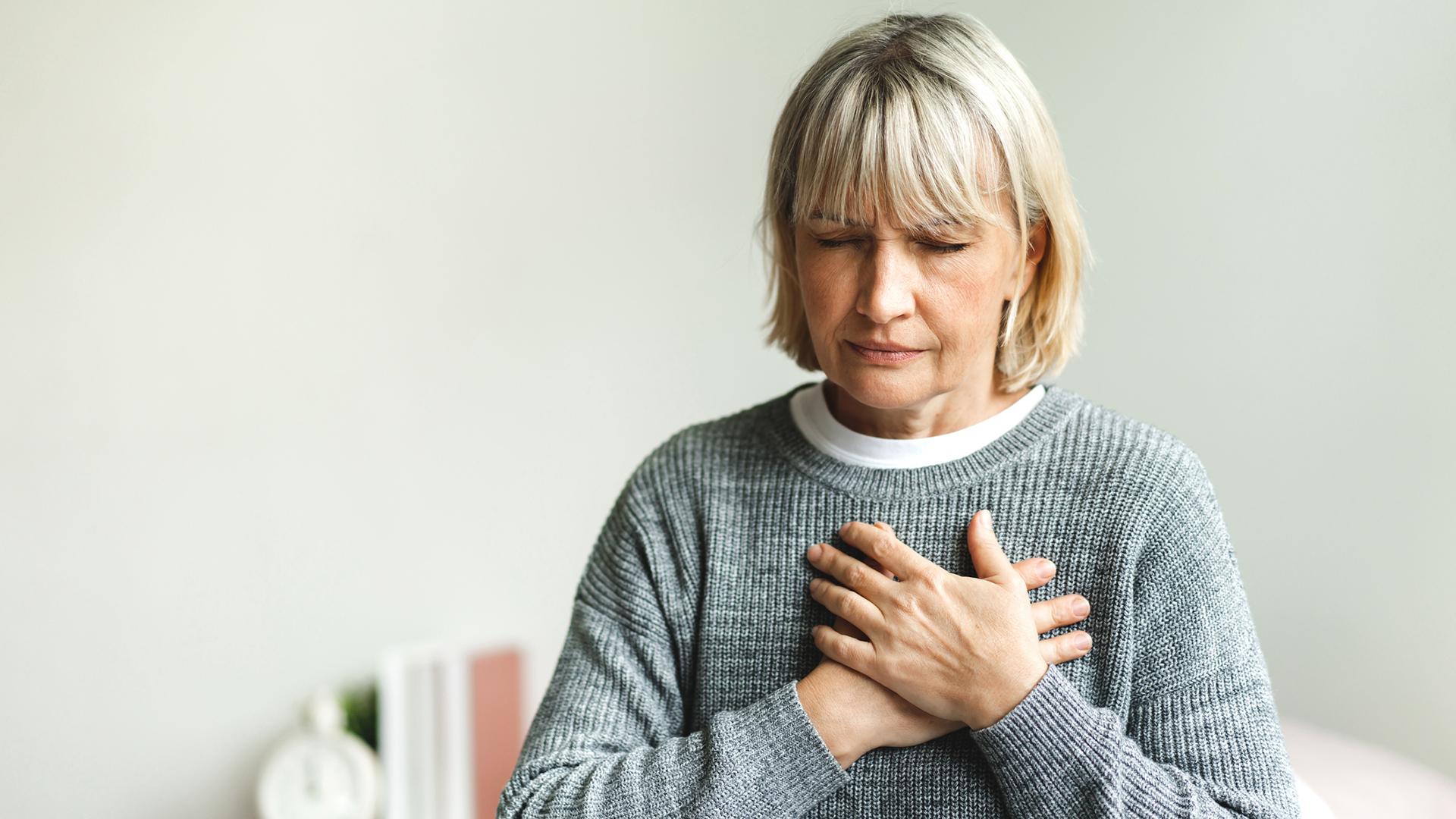 Angina Pectoris (Chest Pain)