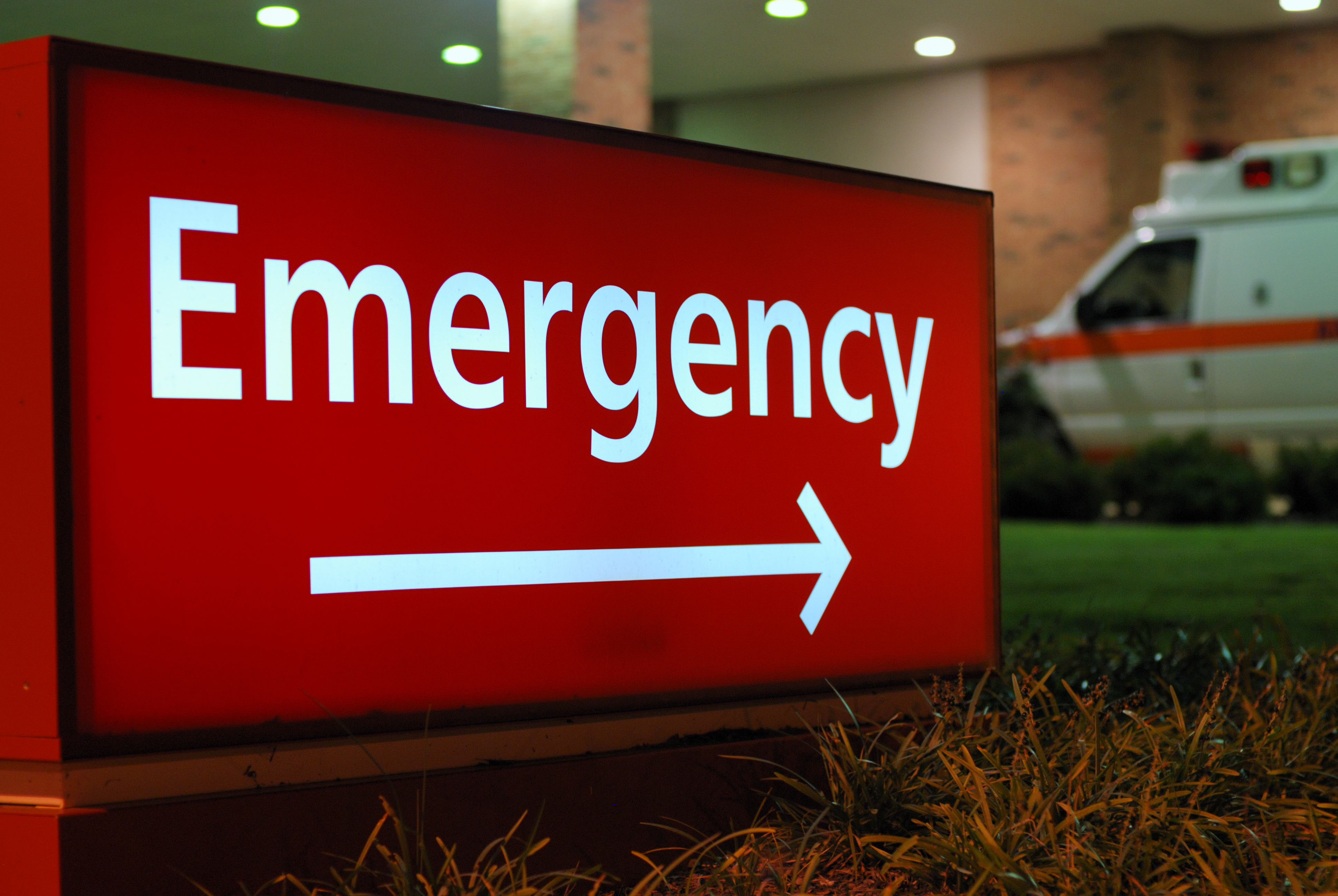 4 Signs You Need a Doctor -- or the ER