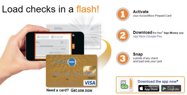 accountnow refer a friend get 2500 free thats free cash money referral program prepaid debit cards prepaid visa cards deposit checks - Accountnow Gold Visa Prepaid Card