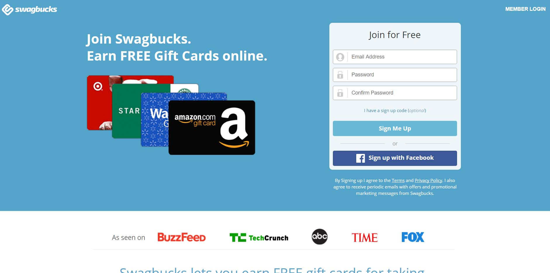 Swagbucks Affiliate Pr...