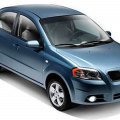 Pontiac G3 - Chevrolet Aveo