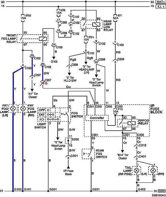 Схема электропроводки шевроле авео т200