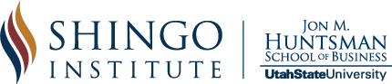 Shingo Institute, USU's Logo'