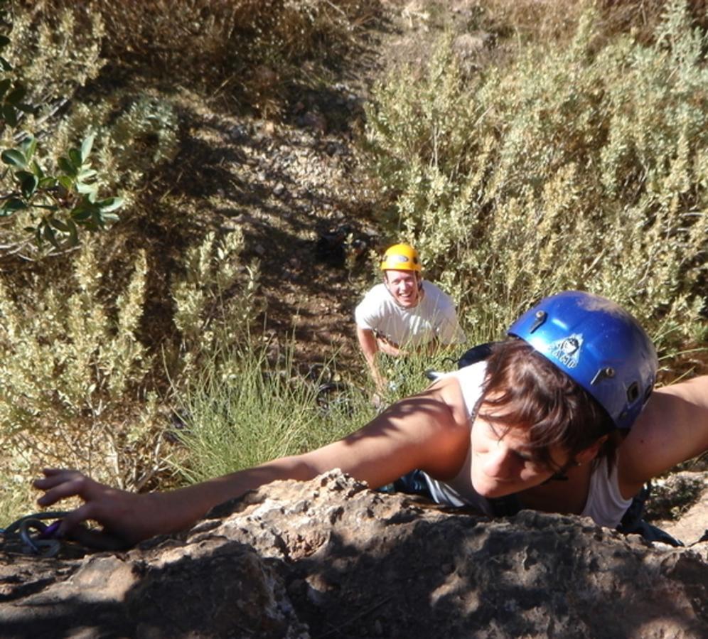 Granada Rock Climbing