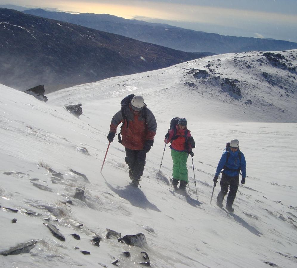 4 day Alpine Introduction