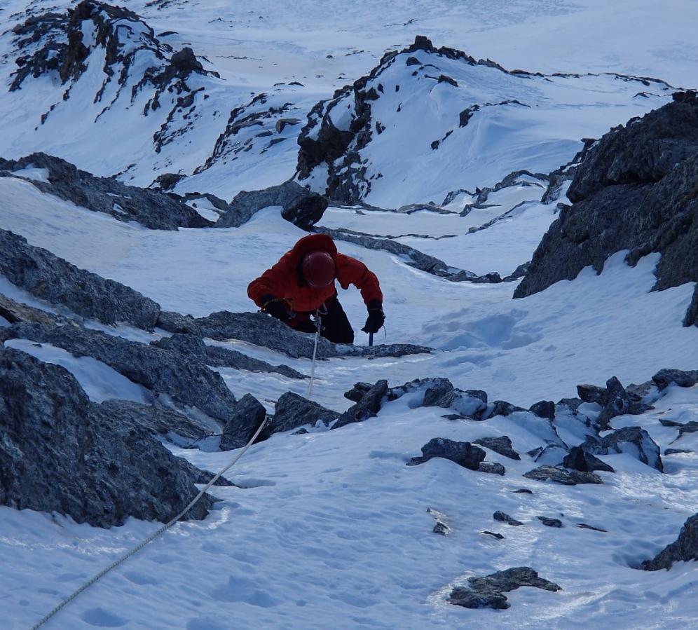 Alpine Skills and Mountaineering