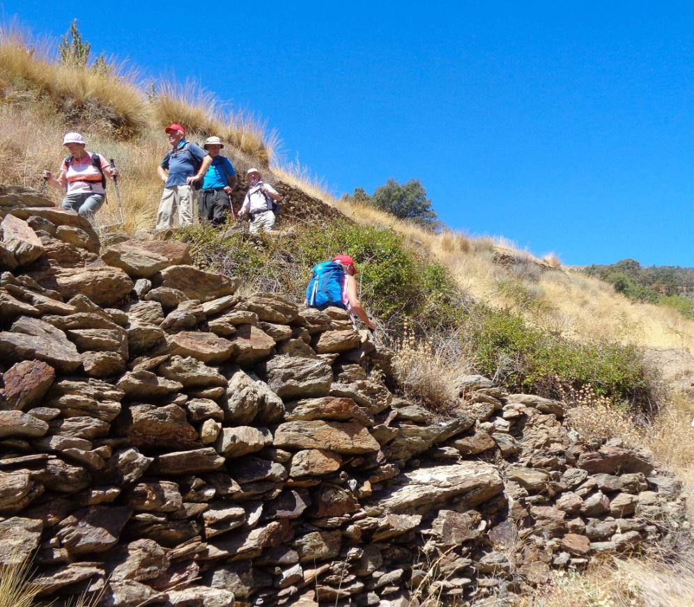 Header Walking tours alpujarras