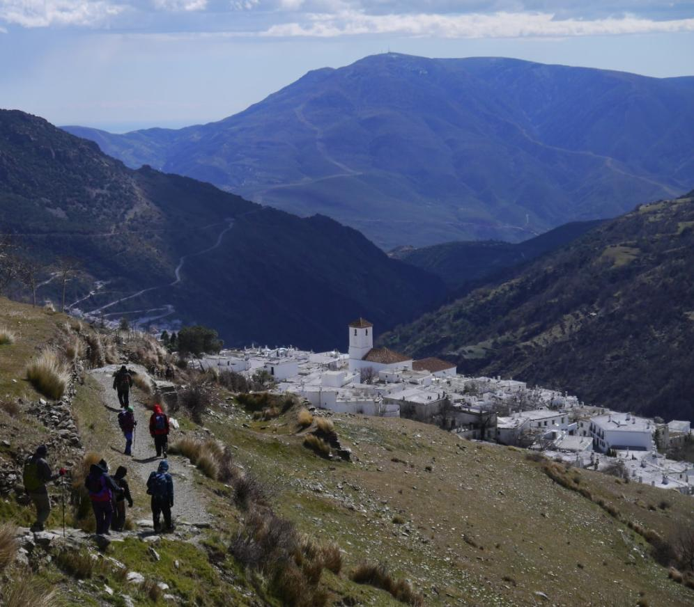 Header Walking holidays alpujarras