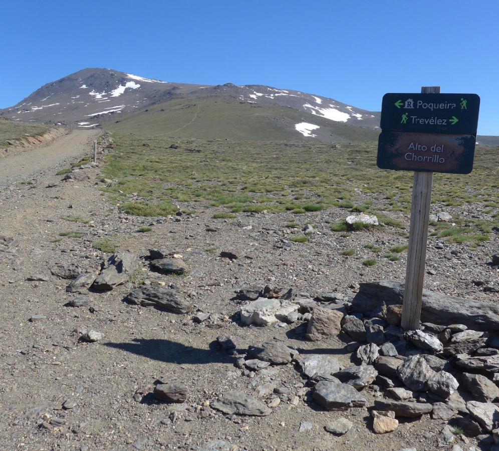 Combine Trekking and Mountain Biking Sierra Nevada