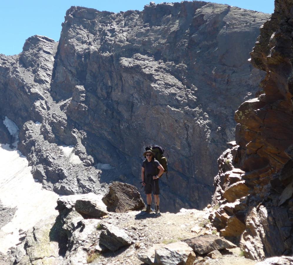 Trekking the Sierra Nevada