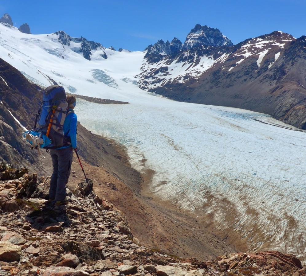 Patagonia, Icecap Edge