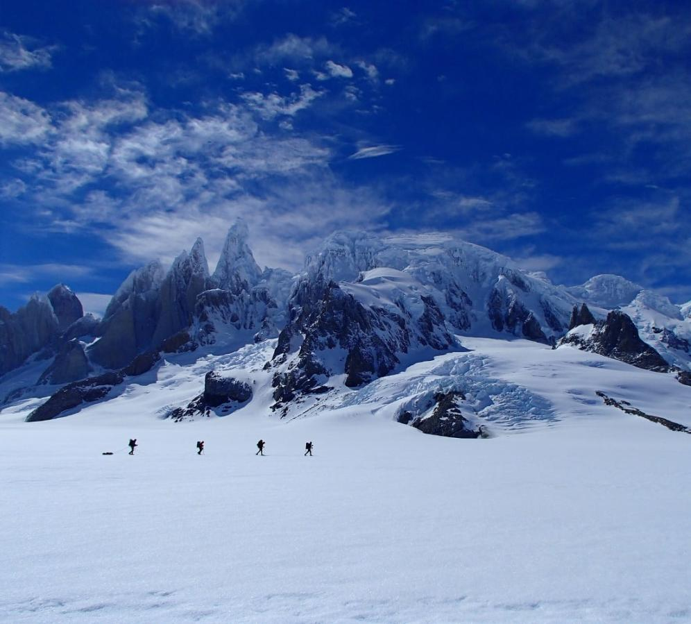 Views from the Icecap Patagonia