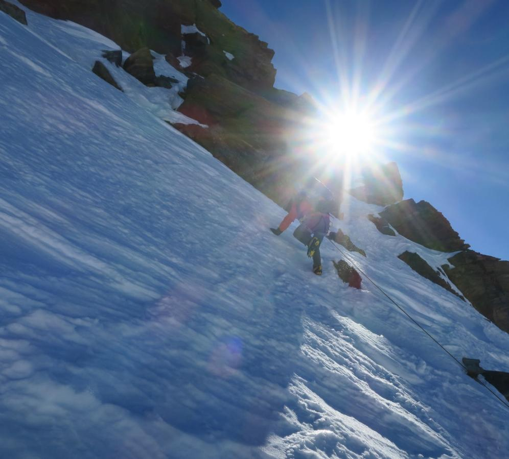 Expedition Preparation, Ropes and Crampons