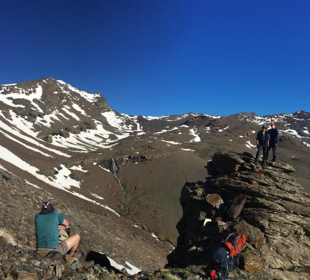 Remote Scenery Sierra Nevada