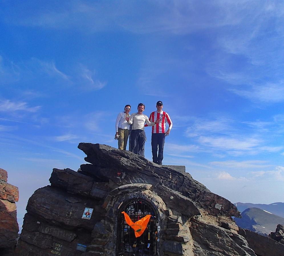 Mulhacen, High Peaks Sierra Nevada
