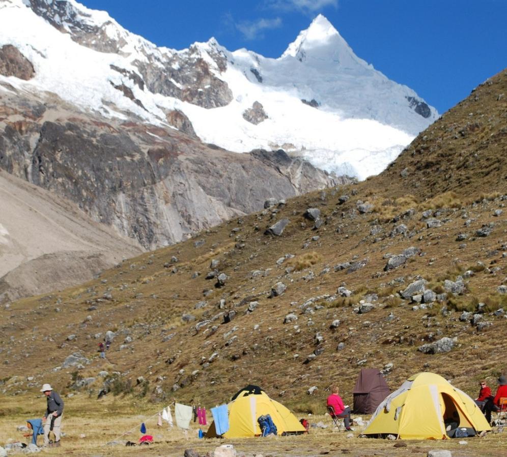 Trekking North of Peru