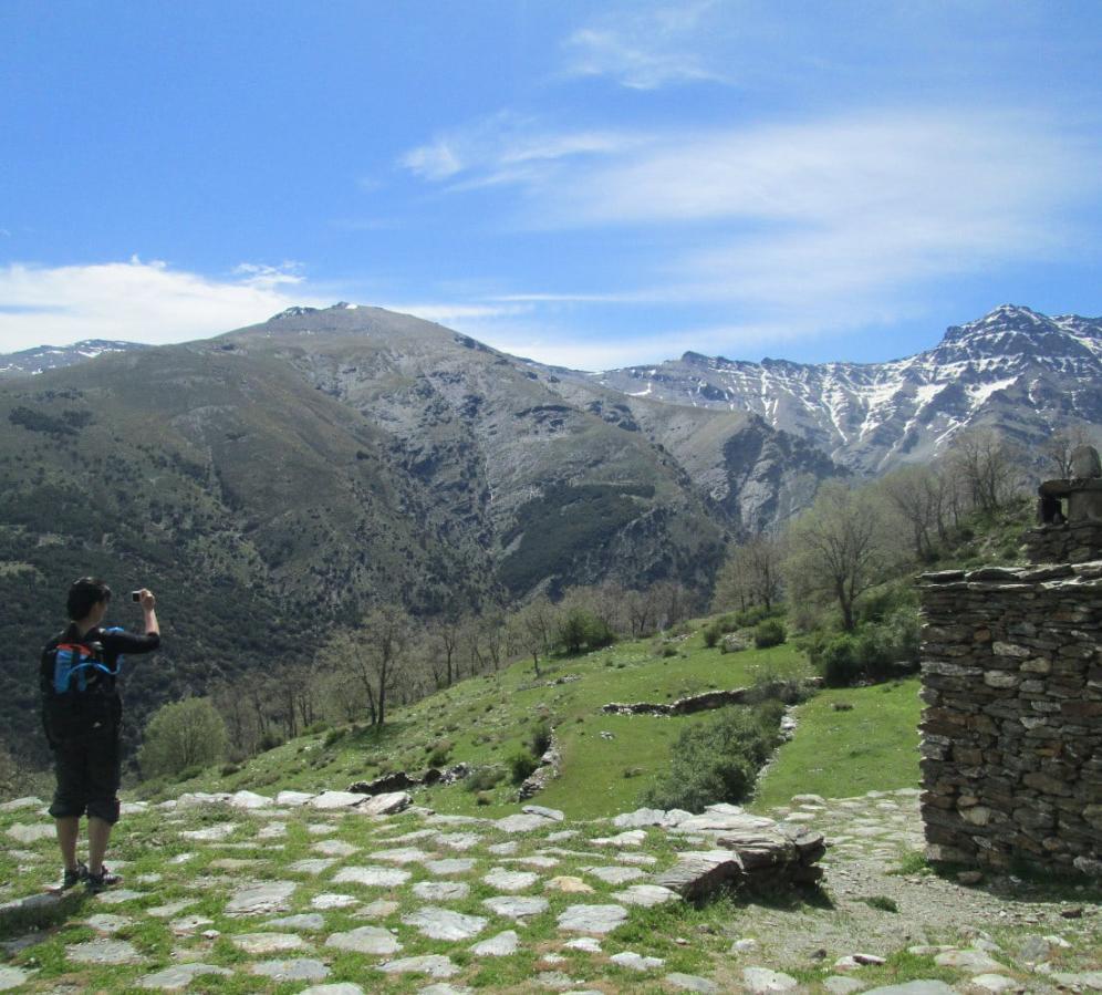 Views from the Vereda de Estrella