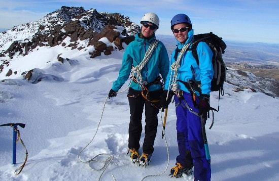 Mountaineering Sierra Nevada