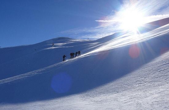 Ski Touring Sierra Nevada