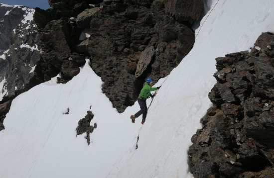 Rope Work Alpine Introduction