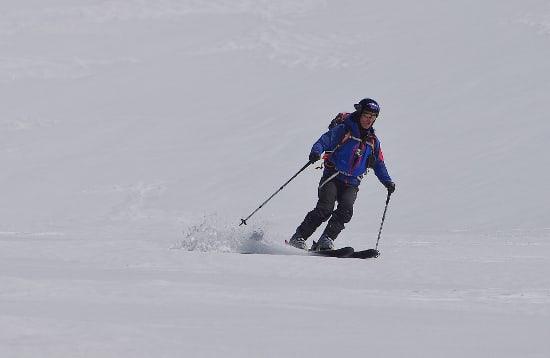 Ski Mulhacen Sierra Nevada